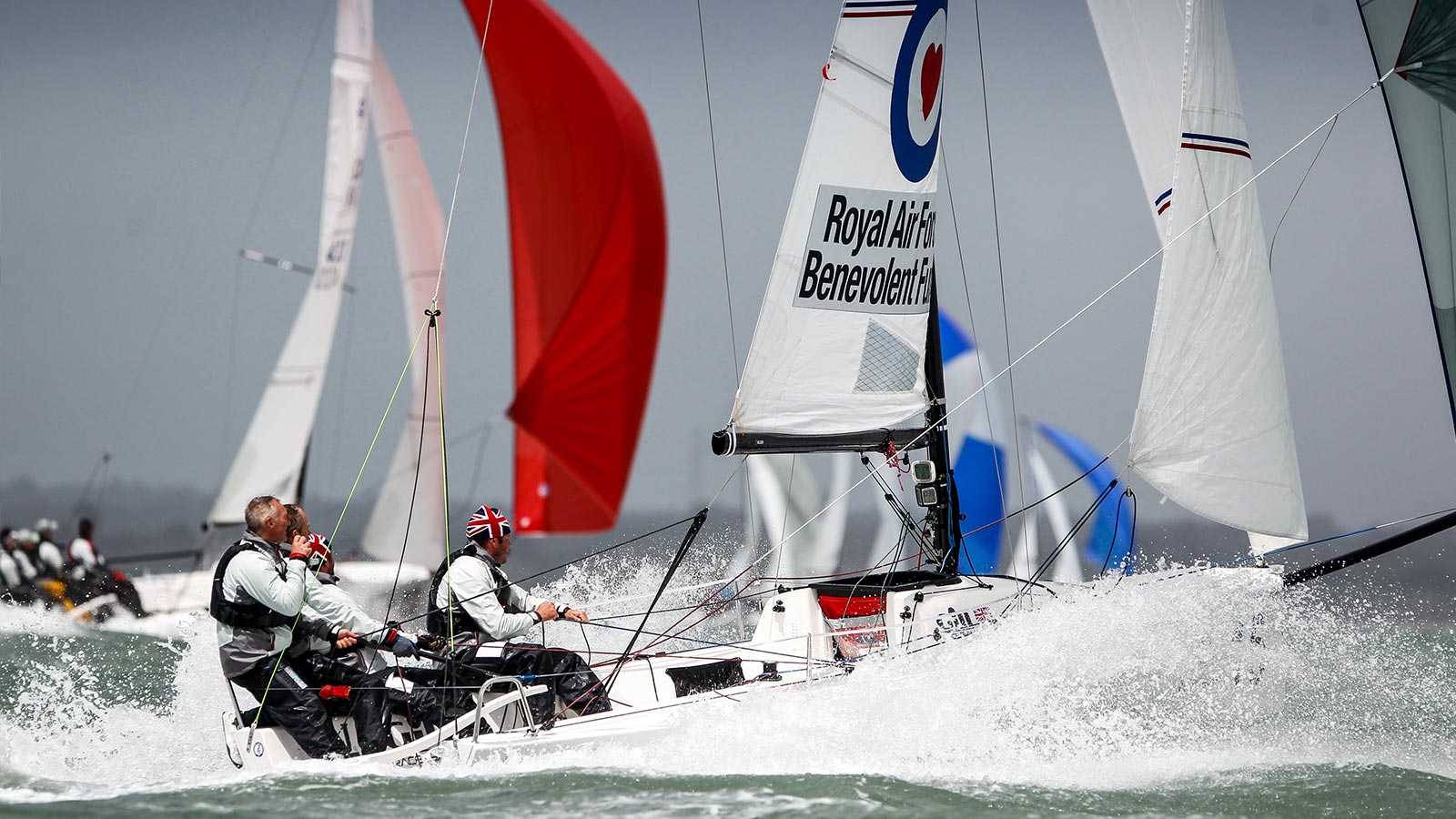 UK Qualifying System for the 2019 J/70 World Championship
