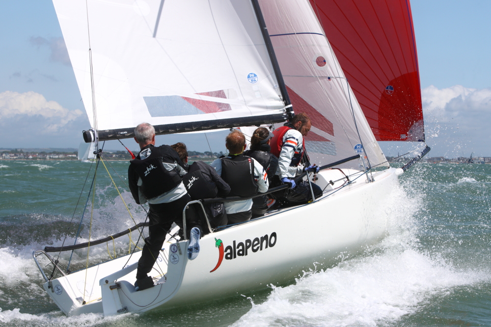 PRESS RELEASE J/70 UK Class National Championships